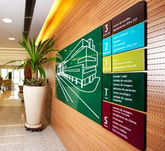 Unimed, Unimed Hospital - Rio - CBA, designing brands with heart