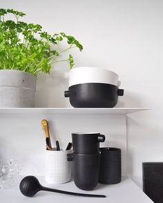 Via Is to Me | Serax | Black and White | Ikea Botkyrka | Green