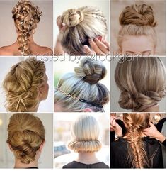 Cool hairdos Braided Updo, Braided Hairstyles, Cool Hairstyles, Updos, Hairdos, Locks, Braids, Hair Cuts, Hair Beauty