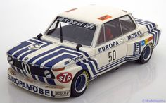 BMW 2002 Gr.2, DRM 1974, No.50, Obermoser. BoS, 1/18, No.BOS201, Limited Edition 1000 pcs. 120 EUR