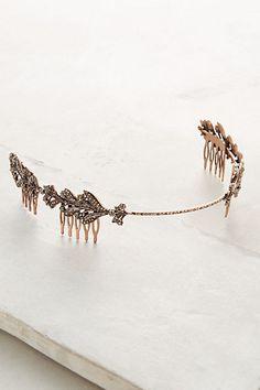 Eudora Comb Crown #anthropologie