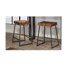 Hillsdale Furniture Emerson Manufactured Live Edge Square Non-Swivel... ($229) ❤ liked on Polyvore featuring home, furniture, stools, barstools, hillsdale furniture, gray counter stools, hillsdale furniture bar stools, colored furniture and gray counter height bar stools