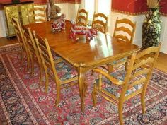 ethan allen french country - Google Search