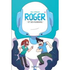 "BD ""Roger et ses humains"""
