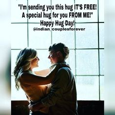 "regram @indian_couplesforever squeeze (someone) tightly in one's arms typically to express affection. ""he hugged her close to him""  cling tohold someone closehold someone tighttake someone in one's armsenfold someone in one's armsclasp/press someone to one's bosom; ""people kissed and hugged each other""  #positivequotes #positivity #life #motivation #motivational #lovequotes #relationship #lover #heart #quotes #positivequote #positivevibes #king #soulmate #boy #friendship #dream #adore…"