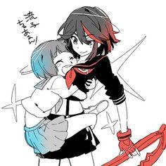 24 Best Ryuko X Mako Images Kill La Kill Anime Me Me Me