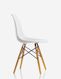 Chaise DSW eames Vitra