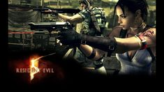 Chris Redfield and Sheva Alomar wallpaper from Resident Evil 5 Chris, Sheva and belongs to capcom Chris and Sheva Wallpaper 1 Resident Evil 5, L Wallpaper, Real Video, Games Images, 20th Anniversary, Xbox 360, Playstation, Free Pictures, Videos