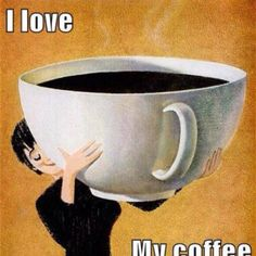 Thank you coffee for the past 20 plus years and so many to come