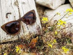 1b5f1b33da Anupriya takes The Librarian Charcoal Bamboo Sunglasses out with her to the  Jordan countryside. www