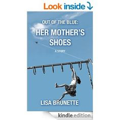The cover for my short story ebook, Her Mother's Shoes.