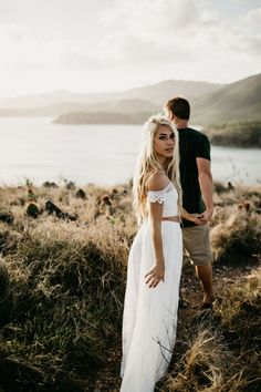 Lindsay Vann Photography | Intimate + Adventurous Couples session in the mountains and on the beach on St. John in the Virgin Islands | Caribbean | Grace Loves Lace two piece | Destination Wedding Photographer | Traveling photographer | Hike to elope | Couples photos | Rad Couples | Elopement | Adventurous Island Elopement