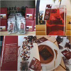 In esclusiva, da Cafe S.r.l.s , BURLINGHTON - The scent of tea -
