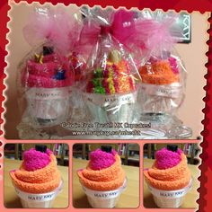 "Looking for a sweet treat for someone special? How about calorie free MK cupcakes? Different ""flavours"" and packages available. www.marykay.com/sarahsercombe"