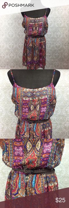 ☂️Love Reign Boho Design Summer Tank Dress Love Reign Medium NWT Womens Boho Design Summer Tank Dress  Armpit to armpit measurement: 17.5 inches  Length: 30 inches  Waist measurement across: 18 inches  This is new with tags.  This has never been worn. Please refer to photos for more details.  Love Reign Small NWT Womens Boho Design Summer Tank Dress  Armpit to armpit measurement: 16.5 inches  Length: 28 inches  Waist measurement across: 18 inches  This is new with tags.  This has never been…