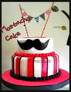 Mostacho cake