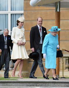 【SPUR】キャサリン妃、あのドレスでガーデンパーティへ | セレブニュース