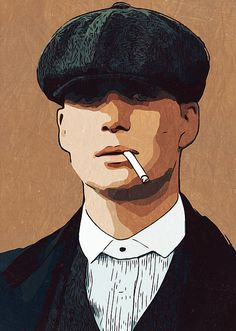Thomas Shelby Art,Thomas Shelby Poster,Thomas Shelby Painting,Thomas Shelby Print,Thomas Shelby Home Decor Wall Art Peaky Blinders Poster, Peaky Blinders Wallpaper, Art Thomas, The Garrison, Home Decor Wall Art, Medium Art, Watercolor Art, Instagram Images, Sticker