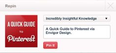 A Quick Guide to Pinterest
