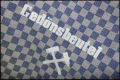 "A282 Ruhrpott Einkaufsbeutel ""Gedönsbeutel"" von Evil Lyns auf DaWanda.com"