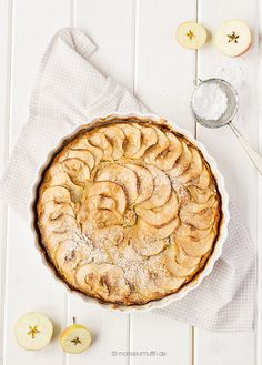 ... apple pie ...