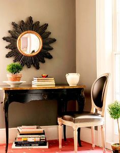 Benjamin Moore - sparrow AF-720 paint chip: very deep color, pretty darn dark