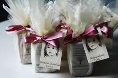 50 Handmade Soaps Favors Weddings Baby Shower Bridal by Kismibella, $350.00