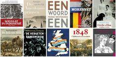 De tien nominaties voor de Libris Geschiedenis Prijs.