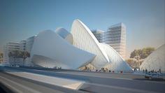 Euromed Centre | Massimiliano Fuksas - Arch2O.com
