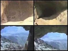 Inside Elijah's cave near Mt Sinai. Mount Sinai Found: Discovery in Saudi Arabia. Ancient Egypt, Ancient History, Monte Sinai, 12 Tribes Of Israel, Archaeological Discoveries, Early Christian, Holy Land, Ancient Civilizations, Saudi Arabia