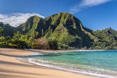 Best Beaches in Hawaii | Tunnels Beach Kauai