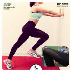 Lupo Sport: design, conforto e a tecnologia para dar o suporte que você precisa nos treinos.