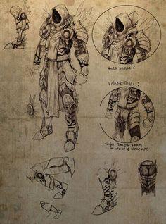 Tyrael - Armor - Pictures & Characters Art - Diablo III