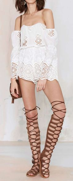 2da85f9c31688 An outfit like this is just what you need to get in the mood for this  summer fashion season. Kingdom Life Mastery Academy · Gladiator Sandals