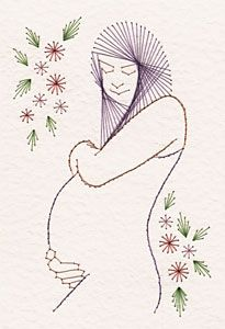 Mother and baby patterns added at Stitching Cards   Prick And Stitch Is My Craft