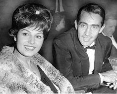 Rosanna Schiaffino e Walter Chiari