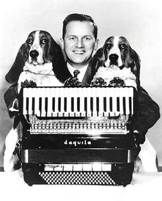 KINGs Klubhouse, with Stan Boreson and his basset hounds Tallulah and No Mo Shun, was on the air in the 50s and 60s.