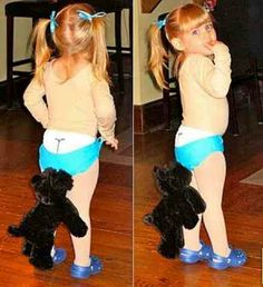 Cutest costume!