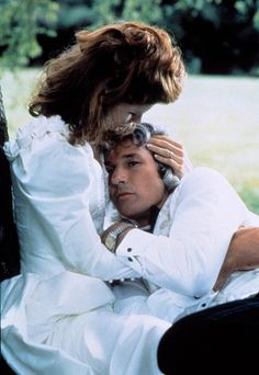 """Lolita Davidovich and Richard Gere in """"Intersection"""" Richard Gere Movies, Lolita Davidovich, Celebrity Film, Why I Love Him, Movie Titles, Live In The Now, Love At First Sight, Best Actor, New Movies"""