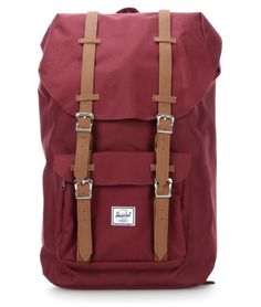 cea29242f19 Herschel Classic Little America 15   Sac Messager pour ordinateur portable  bordeaux Laptop Rucksack