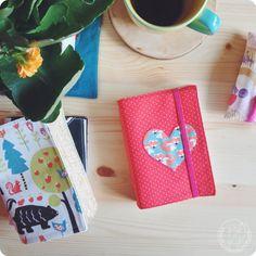 marysza, journal, planner, flower, diary, notebook, flower, sukulent, sketchbook, fox, dots,