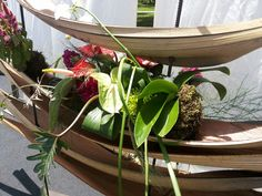 Detalle de la carpa de Dani García en Marbella Luxury Weekend 2014