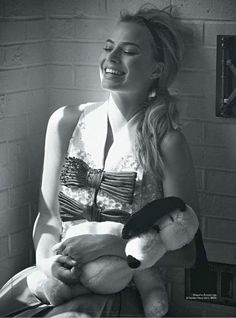 Margot Robbie for Vogue Australia November 2013