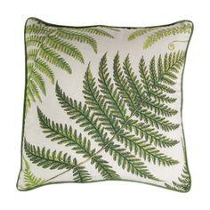 https://www.sassandbelle.co.uk/Botanical Fern Cushion