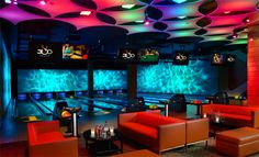 bowling concourse lighting - Google Search