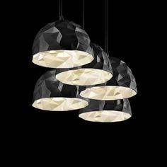 Luminária Rock