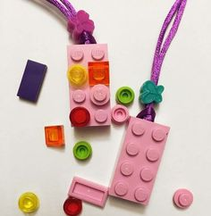 16 Handmade Friends LEGO® Brick Decorate your Own by ImageOak