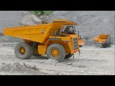 BIG RC CONSTRUCTION VIDEO! HEAVY MACHINES AND VEHICLES DESTROY !FANTASTIC RC ACTION & COOL RC TOYS - YouTube