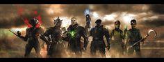 It's my pleasure to present: DAWN OF DOOM. Based on Zack Snyder's original Justice League 2 script. Original Justice League, Justice League 2, Dawn, Fandoms, Concept, The Originals, Script, Script Typeface, Scripts