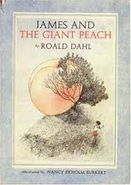 James and the Giant Peach Original Illustrations